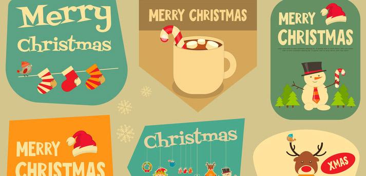 Christmas Sticker Ideas